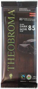 Theobroma Organic Dark 85% Chocolate